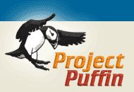 Project Puffin logo